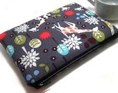 iPad Case, iPad Air Case, Amazon Fire HDX Case, HTC Nexus Cover, Samsung Galaxy Note, Samsung Galaxy Tab Case, Giraffe Fabric, Zipper Case