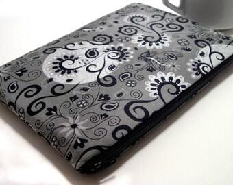 Tablet Case, iPad Mini Case, iPad Mini Sleeve, Samsung Galaxy Tab Case, Amazon Fire HD Case, Amazon Fire Kids, Padded Zipper Case