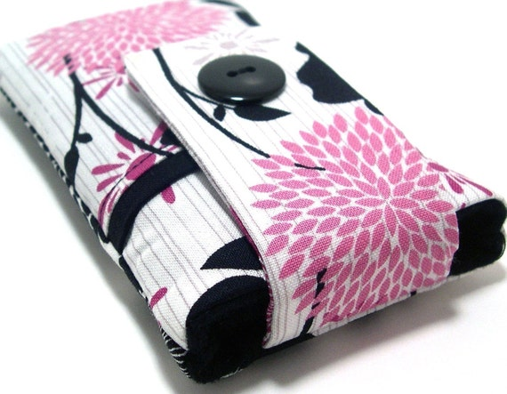 PADDED iPhone / iPod Pouch - POP GARDEN