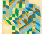 Geometry Lesson Print