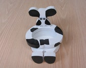 Cow Basket Handmade