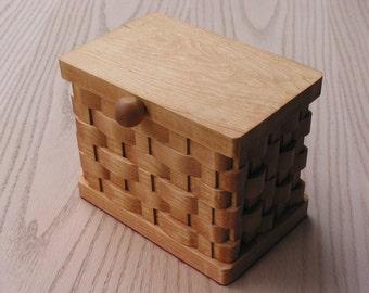 Trinket/Keepsake Box Extra Large Handmade