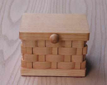 Trinket/Keepsake Box Medium Handmade