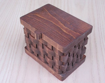 Trinket/keepsake box Handmade