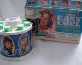 SALE Half Price Vintage 1968 Kenner's Easy Curl for Kids GROOVY