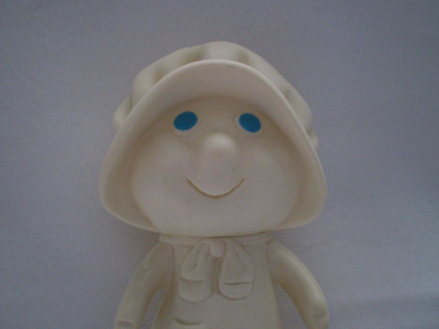 Pillsbury Dough Girl Vinyl Doll White 1972 Ad Promo