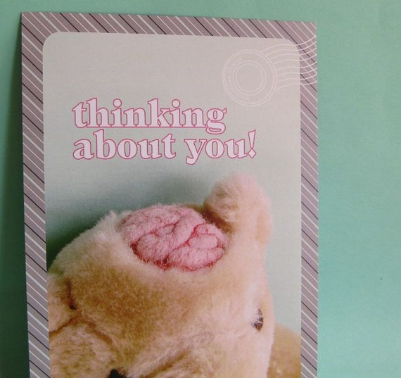 Thinking About You  Card or Postcard