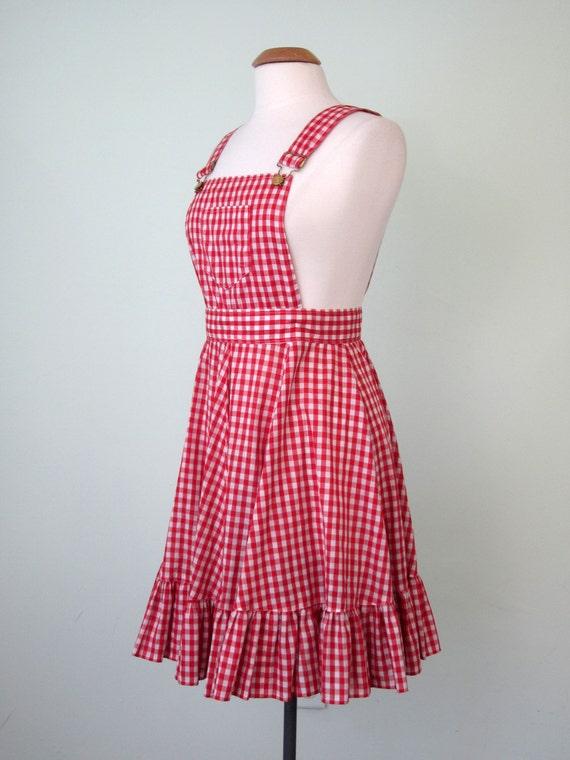 barn dance dress s m