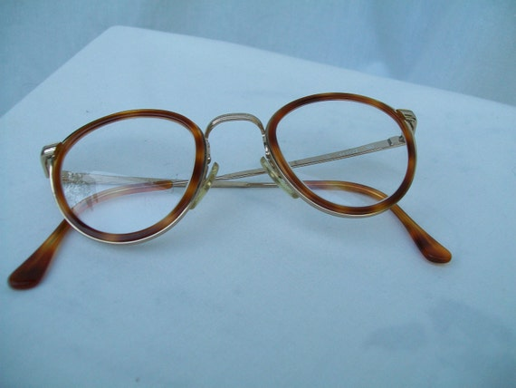 80s giorgio armani tortoise shell eyeglass frames