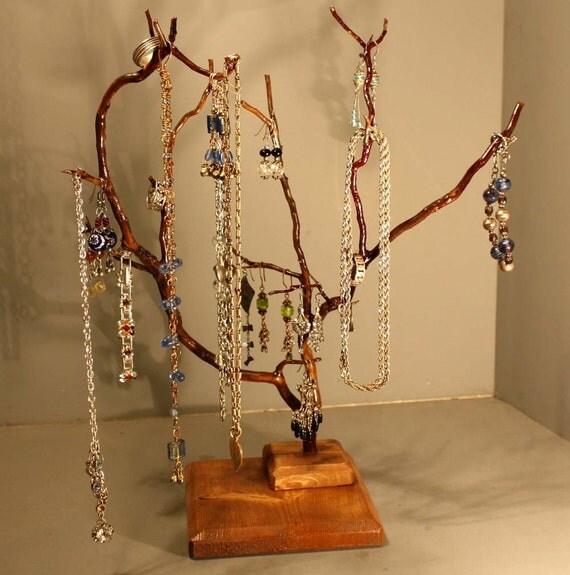 Manzanita Jewelry Tree - 483