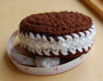 Measuring Tape- Is it an Oreo, an Ice Cream Sandwich or a Moon Pie
