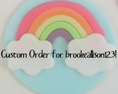 Custom Order for Brookeallison123