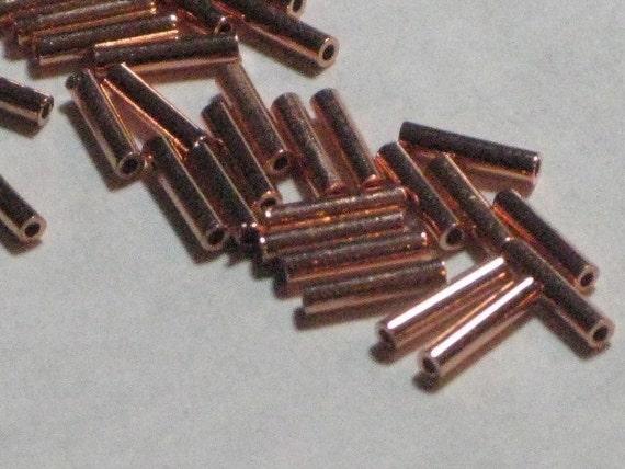 Copper tube spacer beads lead safe pkg