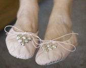 Studded Ballet Slippers: PINK 7