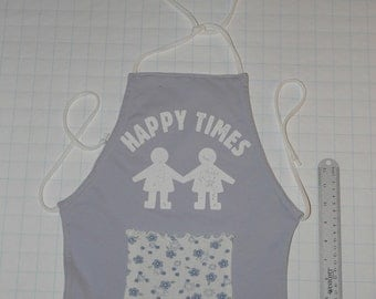 813 Annie Child's Cook and Craft Apron