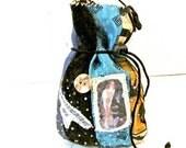 Purse Bag Art Purse Small Fairy