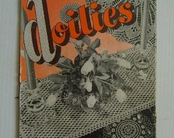Favorite Doilies 1945