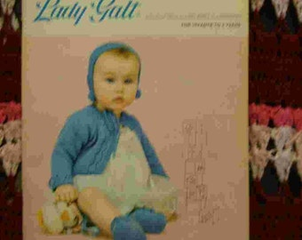 Lady Galt  Delightful Hand Knit Garments for Infant to 4 Years