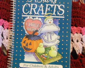 A Year of Crafts For Children and Adults