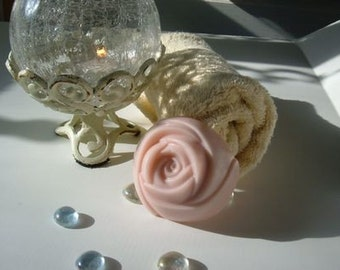 Rose Handcrafted Soap