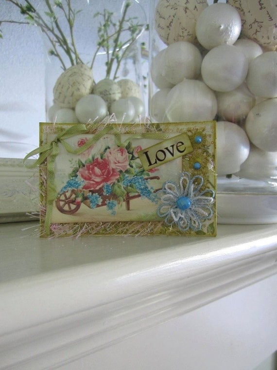 Love Card - Birthday Card - Mother's Day Card