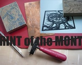 Print of the Month Club - Signed Limited Editions 6 Month Subscription Linocuts 5 of 50