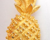 1960s Pineapple pin