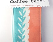 Coffee Cuff- Olive Branch