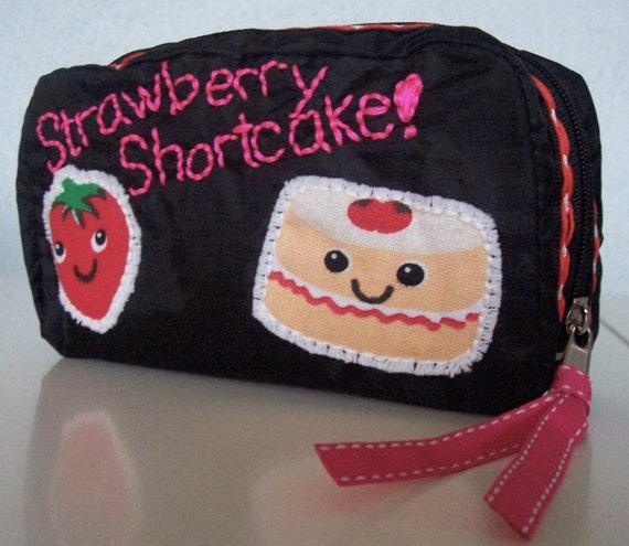 Little Pouch- Strawberry Shortcake