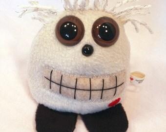 Zombie - Whee One - Stuffed Animal - Monster Stuffed Toy - Plushie