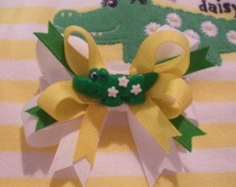 Daisy Day's Toddler bow Double-lynbows M2M Gymboree
