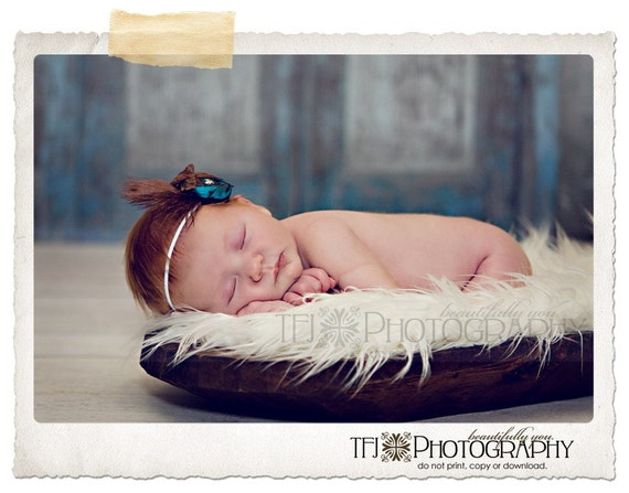 IN STOCK - IVORY Fur Rug - 20x22 - Photographer Photography Prop - Perfect for Baskets Trenchbowls