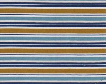 1 FQ mod kitchen stripe - blue