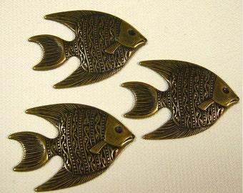 Metal Angel Fish (3)