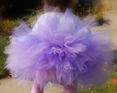 Puff n' Purple Tutu - Perfect for Birthday Parties, Gifts, Dress Up, Ballet, Photography Props, Princess