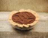 Felt Food Pecan Pie