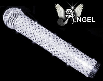 MICROPHONE Cover Skins (Angel) for CORDLESS Microphones