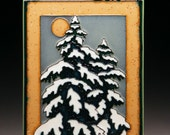 4 Seasons - Winter Spruce (Crystal Palette) - Made to Order