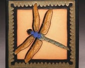 Twilight Dragonfly - Made to Order