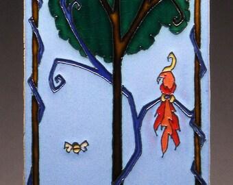 4 Seasons Critters - Summer Bird
