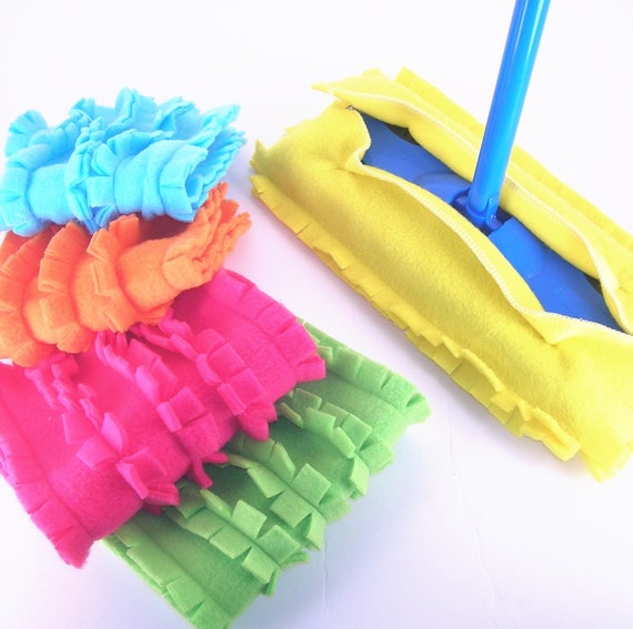 2 pc, Swiffer Sweeper Cover, Washable Dry Mop, You Pick The Color