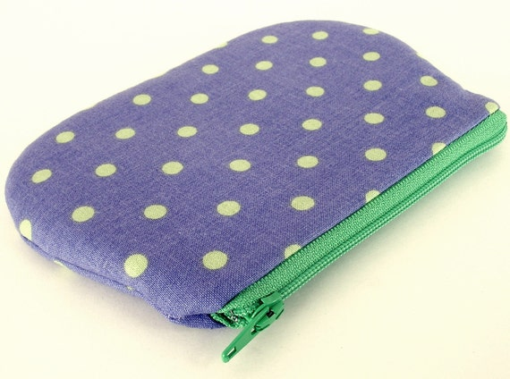 Zipper Pouch Coin Purse