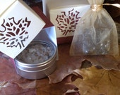 Fall Gift or Favor Boxes