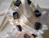 Blue Sand Bracelet