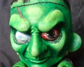 Frankenstein's Monster One of a Kind Mini-Munny