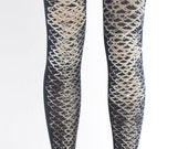 Shark, cotton tights, one size, Wild collection
