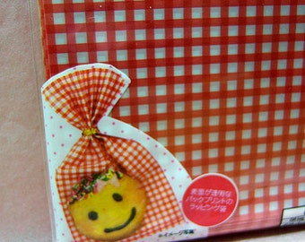 Cute Checkers gift bags (set of 36)