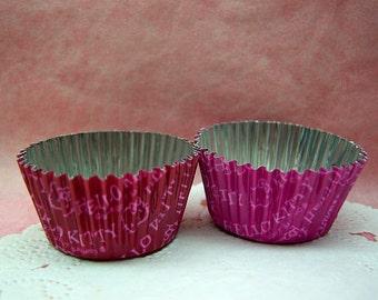 Cute Hello Kitty choco aluminium foil cups (set of 12)