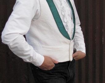 Custom 3-Button Vests