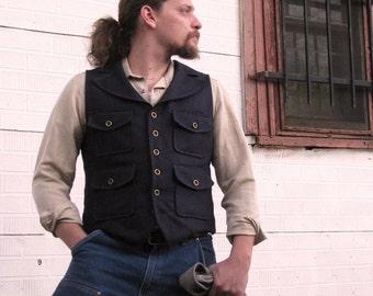 Victorian Adventurer's Vest